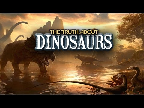 1 - The Truth About Dinosaurs - Does The Bible Mention Dinosaurs?