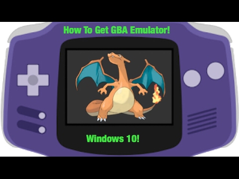 How To Download GBA Emulator PC (No Viruses)(2017)