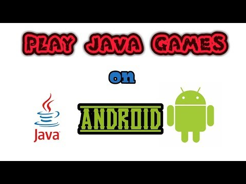 How to play JAVA games on ANDROID without Root