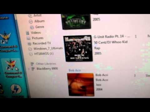 Stream content from your blackberry to your pc, ps3, xbox 360