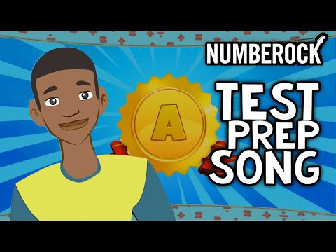 Test Prep Song: Math Test Taking Skills by NUMBEROCK