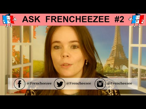 ASK FRENCHEEZEE #1 (part 2) - WHY I TEACH FRENCH ON YOUTUBE - ITALKI AND MORE