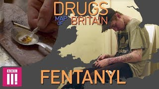 Fentanyl In Hull: Deadlier Than Heroin | Drugs Map Of Britain