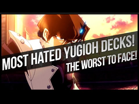 Our Most HATED ANNOYING Yu-Gi-Oh Decks!!