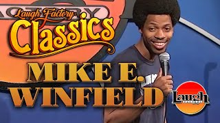 Mike E.  Winfield | Cheating | Laugh Factory Classics | Stand Up Comedy