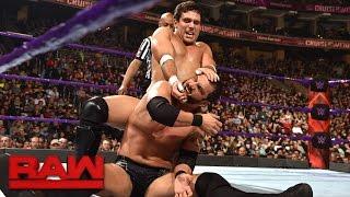 Austin Aries vs. Noam Dar: Raw, March 27, 2017