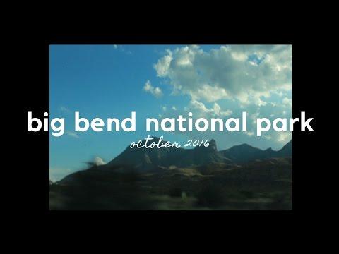 big bend national park — fall 2016 // cheyenne barton
