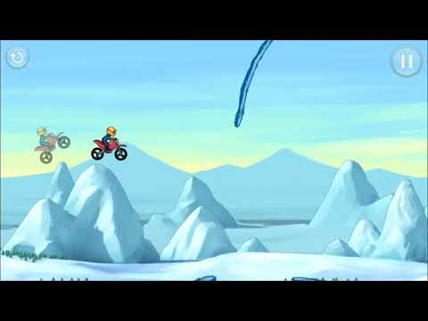 Bike Race Game for kids iPhone