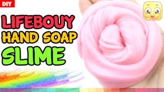 How To Make Slime With Hand Soap Lifebouy Diy No Shaving Cream Borax