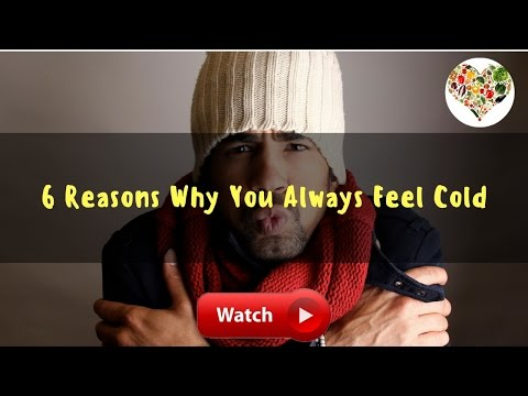 BH4U | 6 Reasons Why You Always Feel Cold