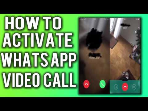 How to Enable/Activate Video Calling Feature In WhatsApp!