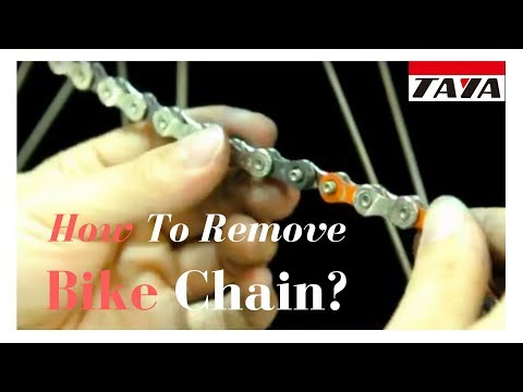 How To Replace A Bike Chain? by Quick Link