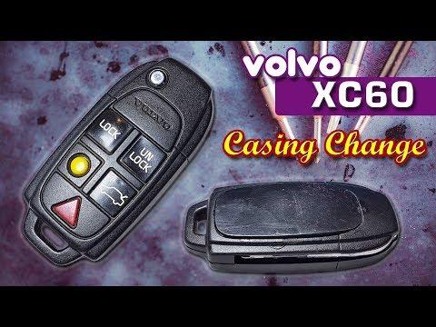 Volvo XC60 & XC90 Key FOB Shell Change