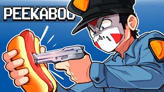 Peekaboo - ALL PROPS ARE UNDER ARREST!!! (Delirious' Perspective)
