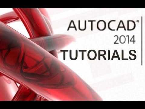 AutoCAD 2014 - 2D Graphic Design Tutorial [COMPLETE]
