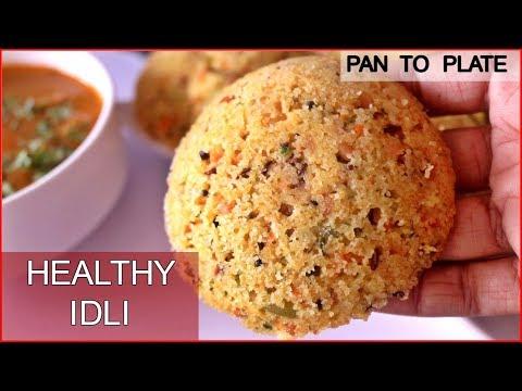 दानेदार ओट्स इडली - Oats Idli Recipe | Quick and Easy breakfast