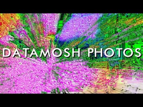 How to Datamosh Photos