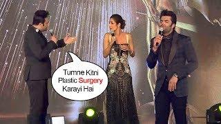Krishna Abhishek & Manish Paul Make FUN Of Malaika Arora's Plastic Surgeries In Public