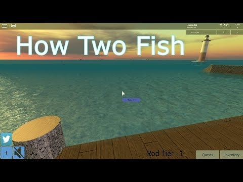 Roblox: How Two Fish