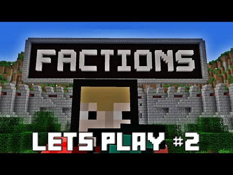 Minecraft Factions: Warps Tour / Where We've Been - Episode 2 (CoreMC Factions)