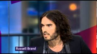 Russell Brand to Channel 4
