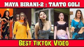 MAYA BIRANI-2 : TAATO GOLI ► Best Tiktok Video ► Mahesh Kafle Ft. Melina Rai Swastima , Nischal