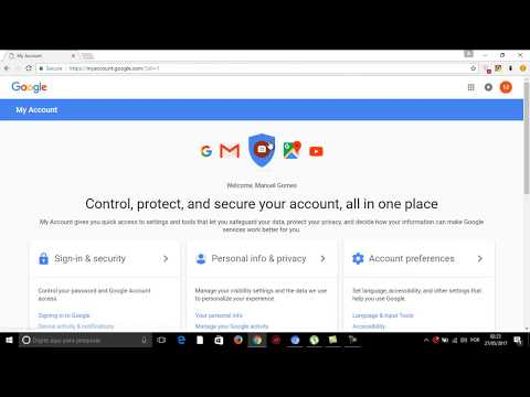 How To create Facebook Acount from the gmail in the Computer
