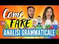 L'ANALISI GRAMMATICALE In Italiano: Impara Come Analizzare Tutti Gli ELEMENTI Della FRASE 👨🏻🏫 👩🏼🏫