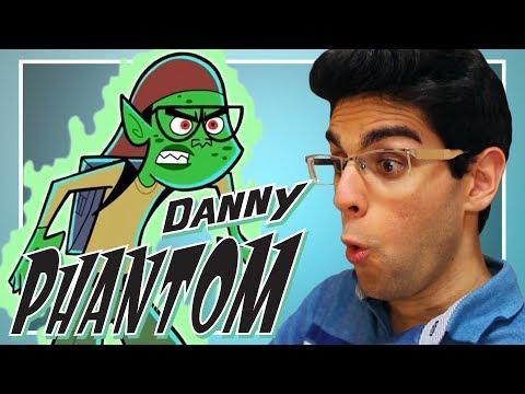 DANNY PHANTOM Reaction (Episode 6) - Shamim Reacts