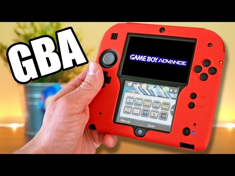 Nintendo 2DS Plays GameBoy Advance Games!? | Ask Ray Anything #7
