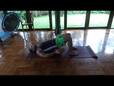 Basic Yoga Core Workout