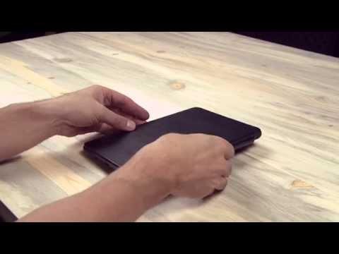 Symmetry Series Folio Case Installation Instructions | OtterBox
