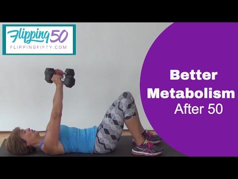 Strength Training Secrets for Better Metabolism After 50