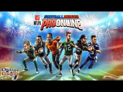 Football Heroes Pro Online - Android/iOS Gameplay HD