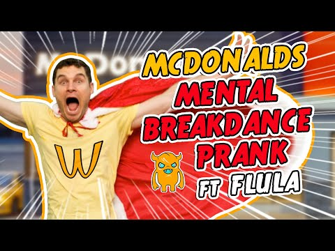 McDonalds Mental Breakdown Prank