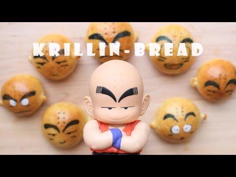 How to decorate Krillin Bread