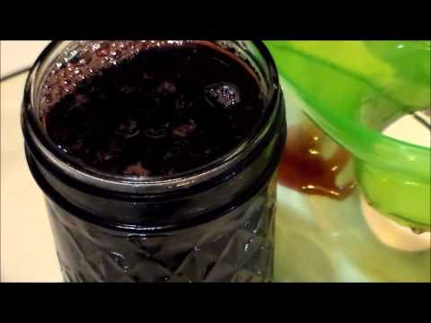CANNING GRAPE JELLY FROM START TO FINISH