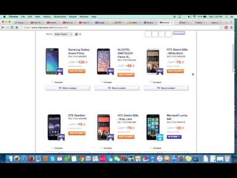 Metro PCS iPhone Starts Selling $250!! CRAZY NEW UPDATE T-Mobile
