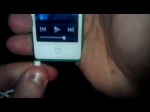 iPod nano 7g pause problem