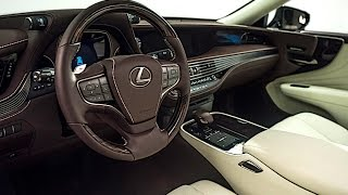 Lexus LS 2018 INTERIOR REVIEW New Lexus LS500 Interior REVIEW 2018 CARJAM TV HD