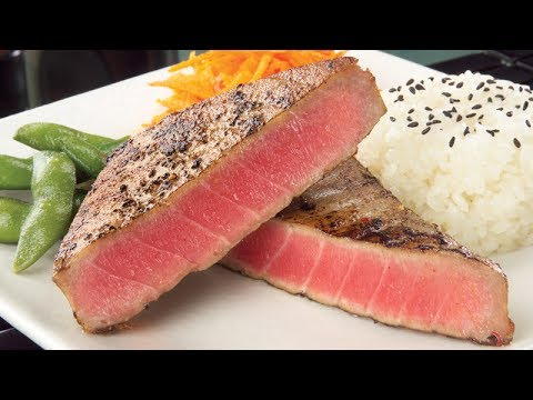 How to Cook Tuna Steaks