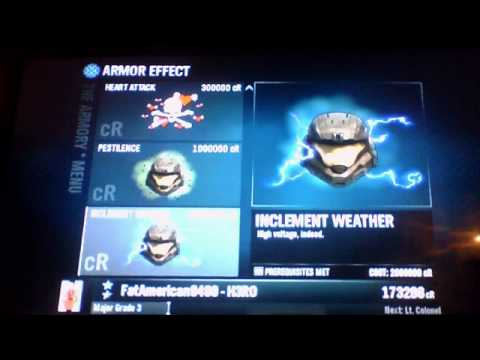 How to get credits, cats arm, and level up faster in Halo Reach