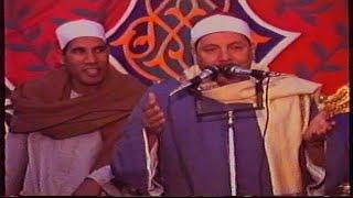 الشيخ علي الزاوي يبدع ويتألق في ذكرى والد الشيخ عبدالفتاح الطاروطي عام 1996