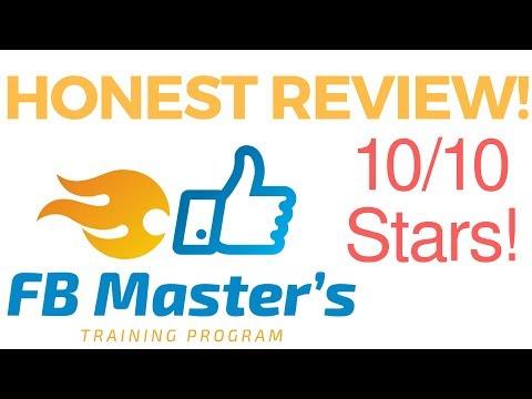 10/10 FB Master's Training Program - HONEST REVIEW!