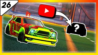 I played against a YouTuber in ranked! | 1's Until I Lose Ep. 26 | Rocket League