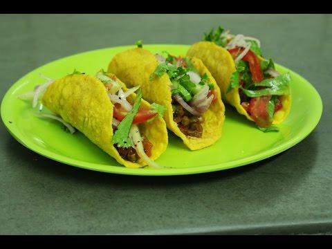 Tacos - Vegetable Tacos Recipe
