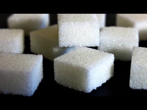 HOW TO MAKE SUGAR CUBES