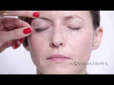 WONDERSTRIPES -THE INSTANT EYE LIFT WITHOUT SURGERY