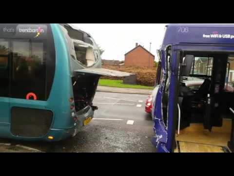 Nottingham Road bus crash