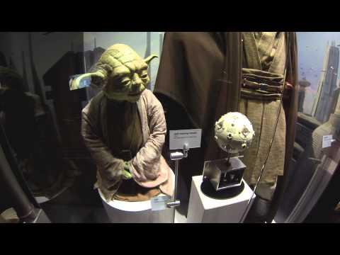STAR WARS Movie Prop Museum